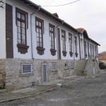сграда на училището в Балчик